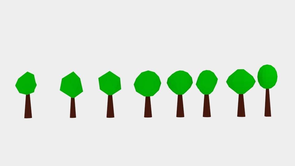 tree gameready fbx