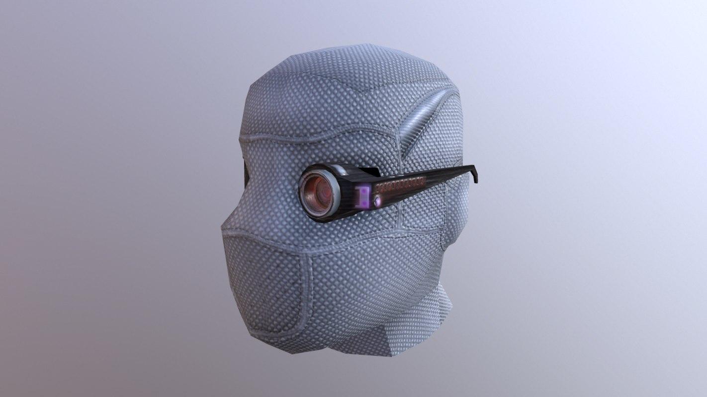 max deadshot mask