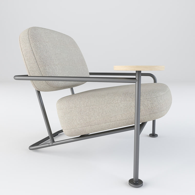 ahus armchair chair max