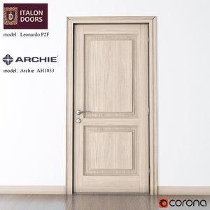 max italon doors handle archie