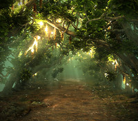magical forest hd max