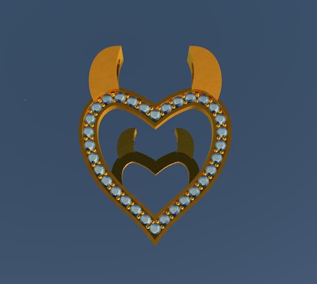 designer jewelry obj