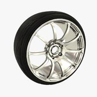 Advan Racing RSII Wheel