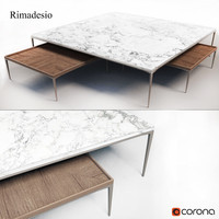 Coffee Table from Rimadesio