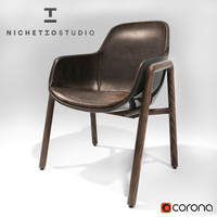 Stella chair by Luca Nichetto