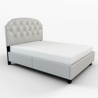 3d ballenton queen upholstered