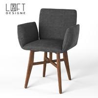 3d model chair loft designe