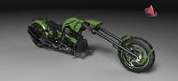 concept bike 3d 3ds