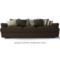 ashley levon sofa max