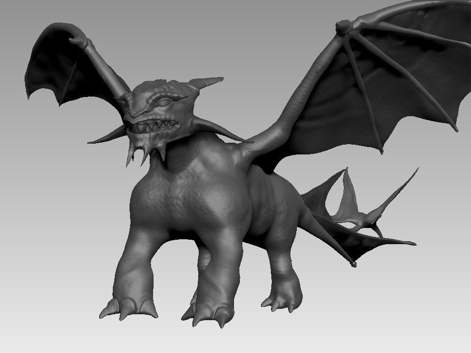 dragon 3ds