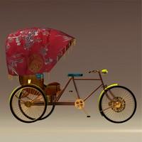 ma rickshaw