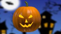halloween pumpkin 3ds