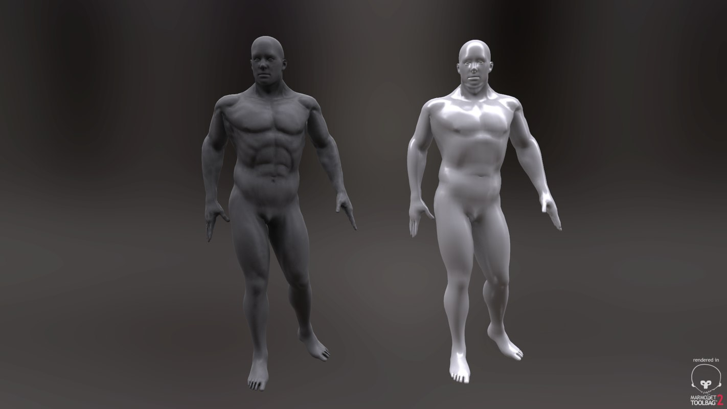 animation men 3d x
