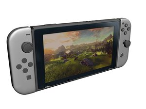 3d nintendo switch model