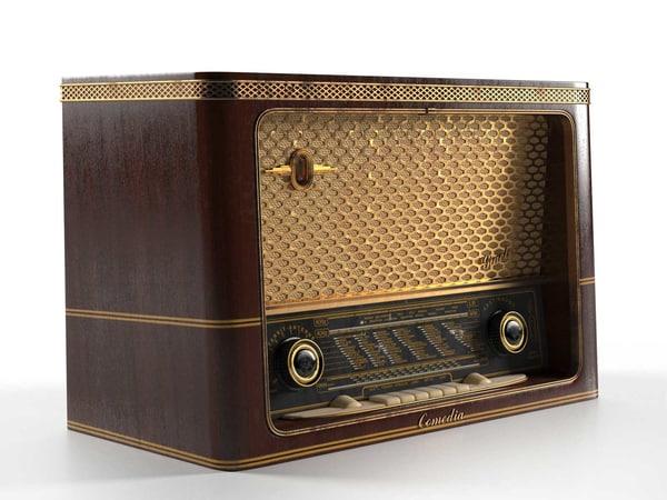 comedia 4r-3366 radio max