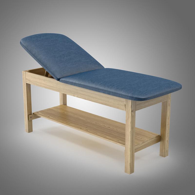max adjustable treatment table