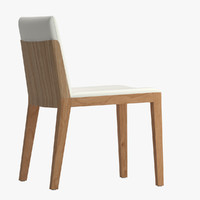 3d beatrice chair