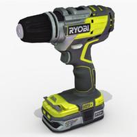 max power ryobi brushless drill