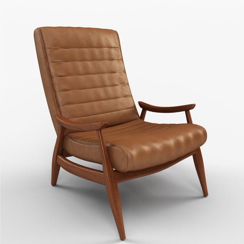 obj hans arm chair