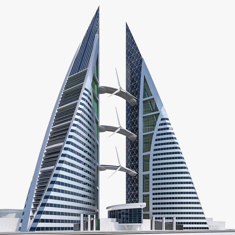 max bahrain world trade center