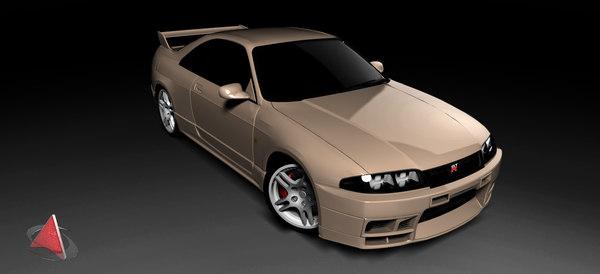 sport 3d model