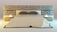 fbx bed blender