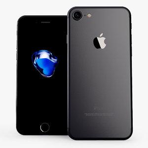 iphone 7 black mobile phone max