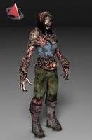 3ds zombie