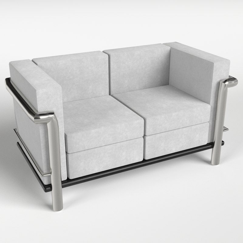 couch sofa 5 3d max