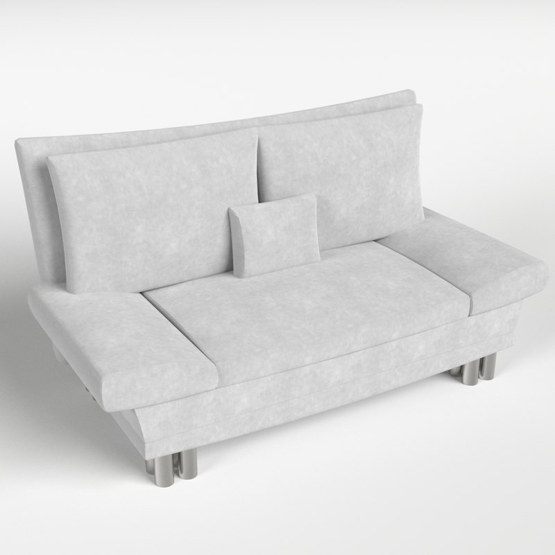 3d model couch sofa 6