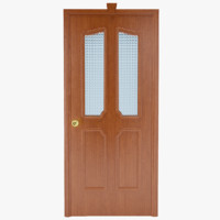 max wooden door