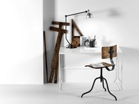 Therese Sennerholt Workplace by Lotta Agaton