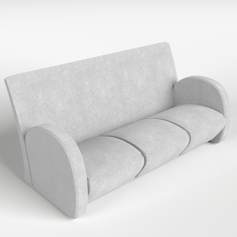3d couch sofa 7