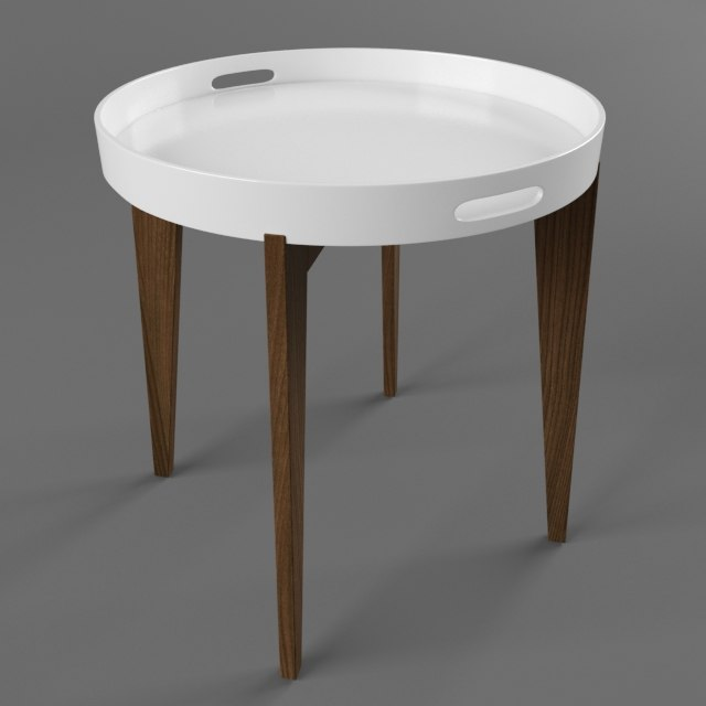 table tray s 3d max
