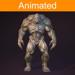 3d animations model