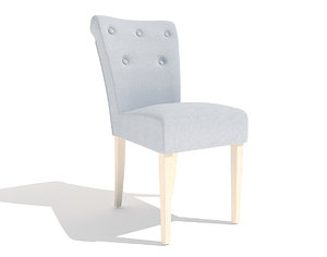 3d model chair cambridge