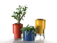3d model of arro planters
