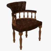 Captain Chair V2