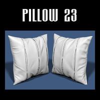 pillow interiors obj