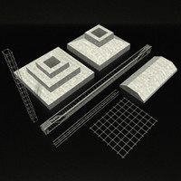 foundation reinforcement pack 3ds