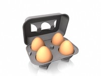 3ds eggs small box engraving