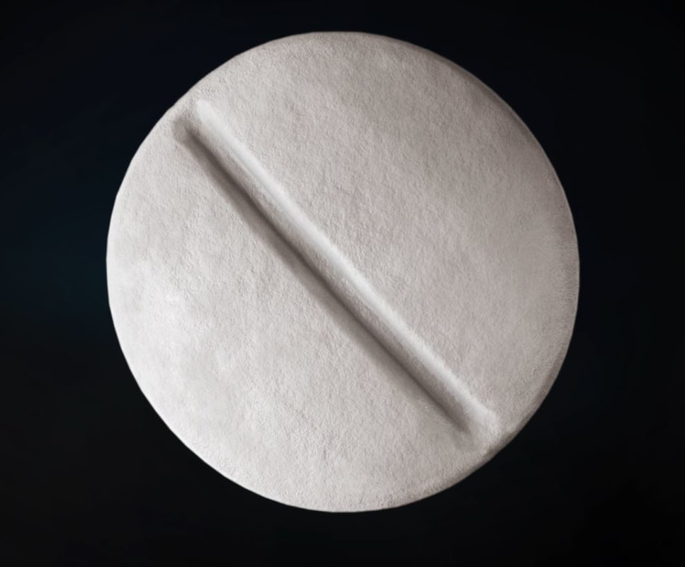 pill 3d obj