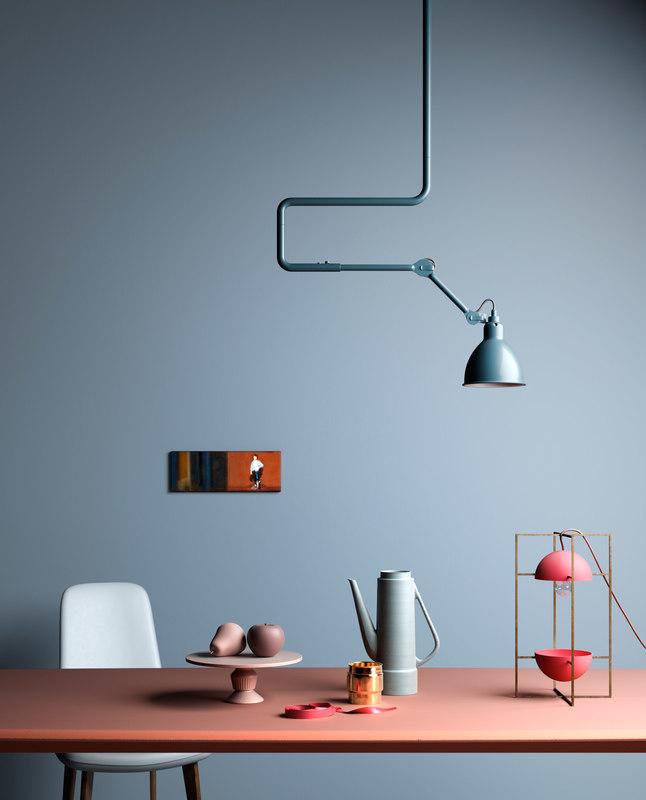 3d beinspiration 10 decorating lamp model