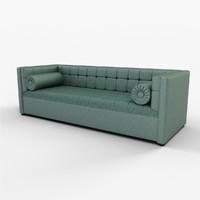3d langford sofa model