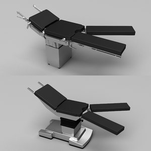 medical tables operation obj