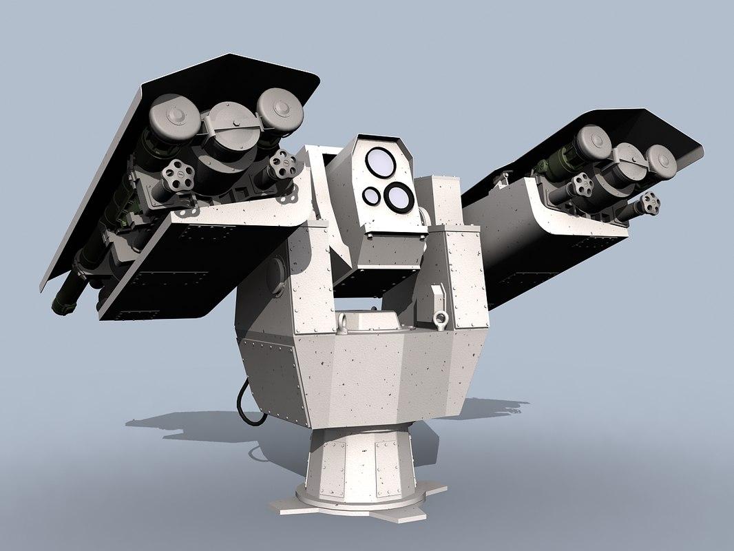 komar russian turret 3ds