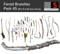 Wood Branch Pack 45