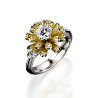 engagement ring gemstone 3ds