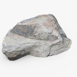 rock scan 3d c4d