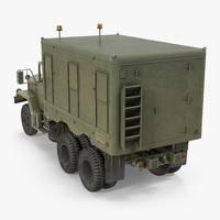 M109 Shop Van